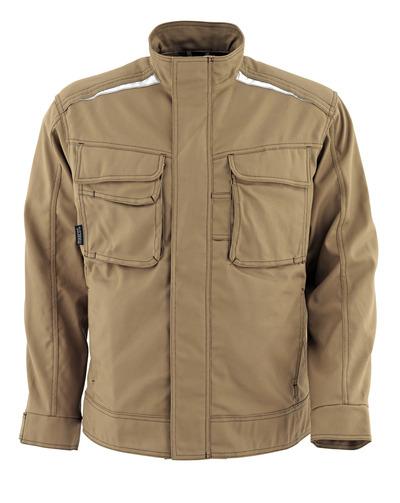 MASCOT® Alicante - khaki* - Takki, hyvä kulutuksenkestävyys