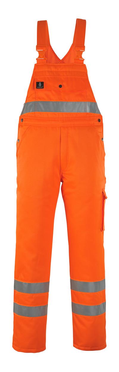 MASCOT® Antarktis - hi-vis oranssi* - Talviavosuoja tikkikangasvuorilla, vettähylkivä, Luokka 2/2