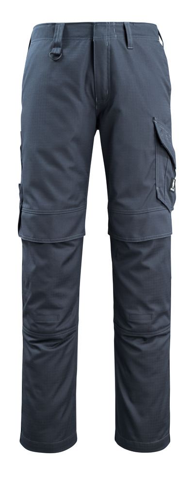 MASCOT® Arosa - syvä tummansininen - Housut polvitaskuilla, likaa hylkivä, monisuojaava