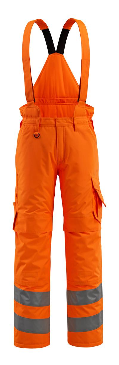 MASCOT® Ashford - hi-vis oranssi - Talvihousut