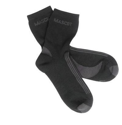 MASCOT® Asmara - musta/tumma antrasiitti - Sukat, kosteutta siirtävä