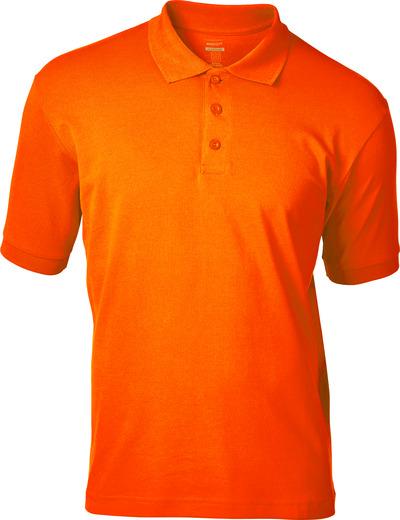 MASCOT® Bandol - hi-vis oranssi - Pikeepaita, hi-vis, muotoonommeltu