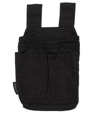 MASCOT® Benoni - musta - Riipputaskut, kulutuksenkestävää CORDURA®-materiaalia