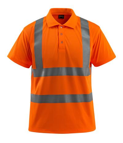 MASCOT® Bowen - hi-vis oranssi - Pikeepaita, klassinen istuvuus, Luokka 2