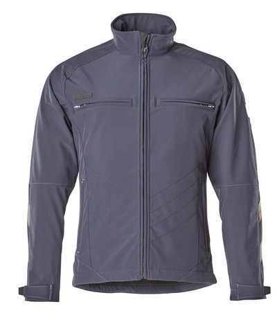 MASCOT® Dresden - syvä tummansininen - Softshell-takki, fleece-sisäpinta, vettähylkivä