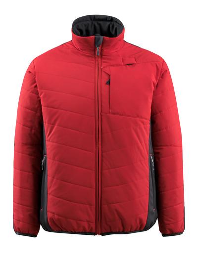 MASCOT® Erding - punainen/musta - Takki, vuorillinen, vettähylkivä, hyvin eristävä