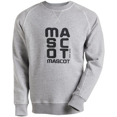 MASCOT® FREESTYLE - meleerattu harmaa - Swetari brodeedaus »Mascot«.