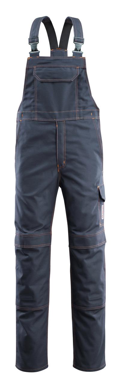 MASCOT® Freibourg - syvä tummansininen - Avosuoja polvitaskuilla, monisuojaava