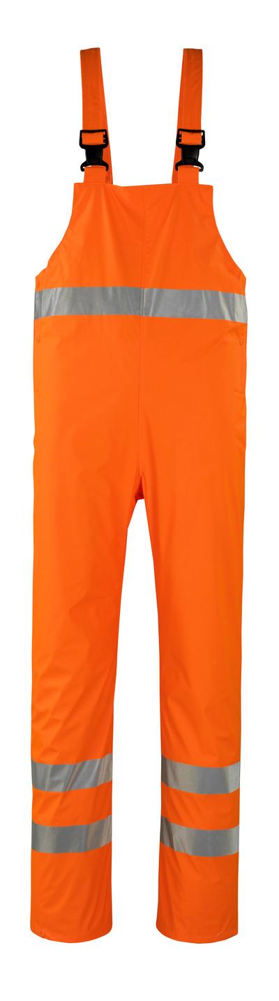 MASCOT® Hartberg - hi-vis oranssi* - Sadeavosuoja, tuulen- ja vedenpitävä, Luokka 2