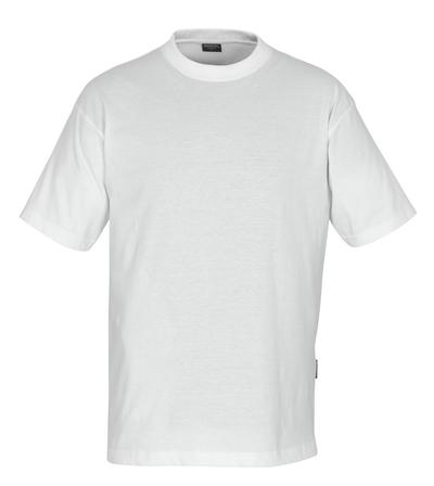 MASCOT® Jamaica - valkoinen - T-Paita, kevyt, klassinen istuvuus