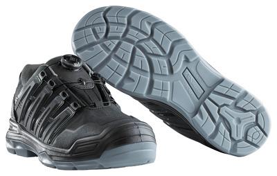MASCOT® Kailash - musta/tumma antrasiitti* - Turvajalkineet, S3, Boa®-kiinnityksellä