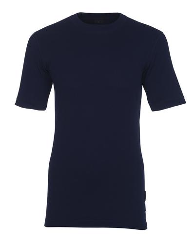 MASCOT® Kalix - tummansininen - Toiminnallinen aluspaita, lyhythihainen, kosteutta siirtävä