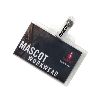 MASCOT® Kananga - läpinäkyvä - Henkilökorttipidike, vahvaa muovia