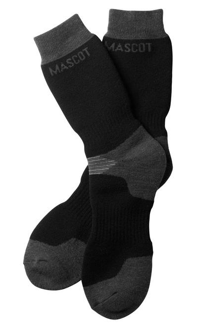 MASCOT® Lubango - musta/tumma antrasiitti - Sukat, pitkä malli, kosteutta siirtävä