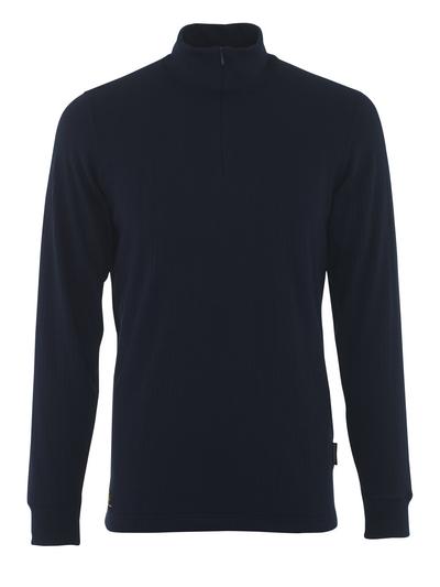 MASCOT® Ludvika - tummansininen - Toiminnallinen aluspaita, kosteutta siirtävä, eristävä