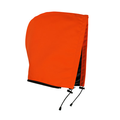 MASCOT® MacAllen - hi-vis oranssi - Huppu vetoketjulla, vuorillinen, vettähylkivä
