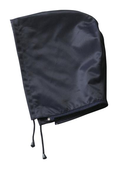 MASCOT® MacKlin - tummansininen - Huppu vetoketjulla, vuorillinen, vedenpitävä
