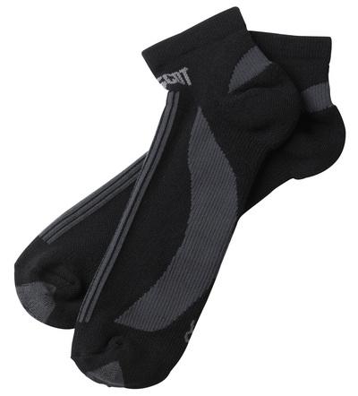 MASCOT® Maseru - musta/tumma antrasiitti - Sukat, lyhyt malli, kosteutta siirtävä