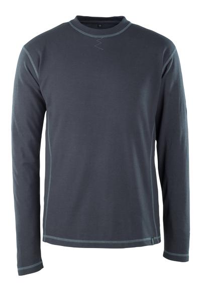MASCOT® Muri - syvä tummansininen - T-Paita, pitkähihainen, monisuojaava, muotoonommeltu