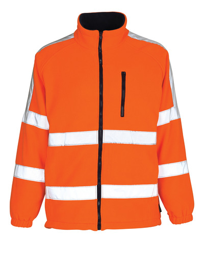 MASCOT® Salzburg - hi-vis oranssi - Fleece Takki