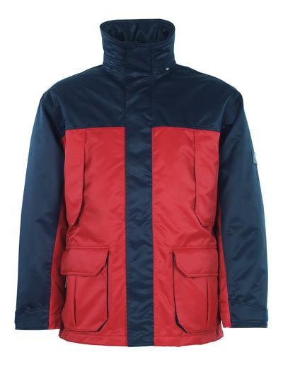 MASCOT® Savona - punainen/tummansininen* - Talvitakki