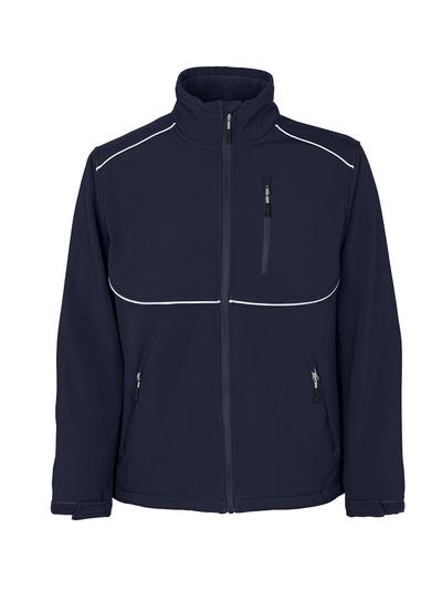 MASCOT® Tampa - syvä tummansininen - Softshell-takki, fleece-sisäpinta, vettähylkivä