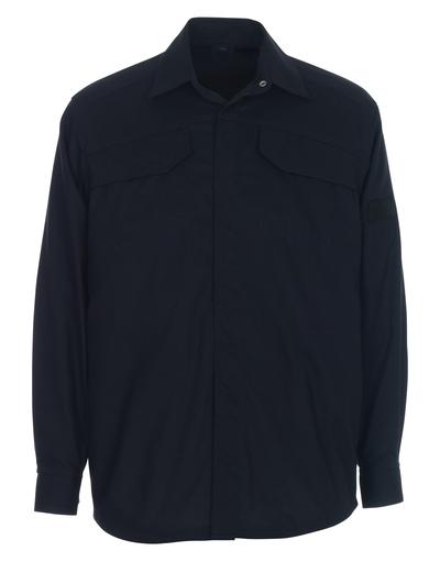 MASCOT® Ternitz - syvä tummansininen - Paita, monisuojaava, muotoonommeltu