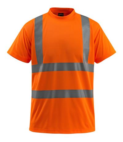 MASCOT® Townsville - hi-vis oranssi - T-Paita, klassinen istuvuus, Luokka 2