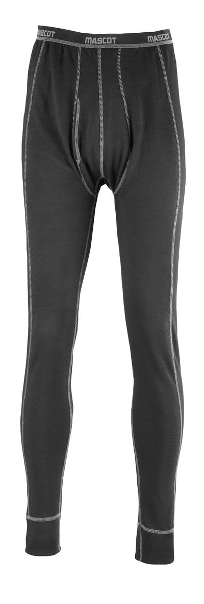 MASCOT® Vigo - musta - Toiminnalliset alushousut, kosteutta siirtävä, eristävä