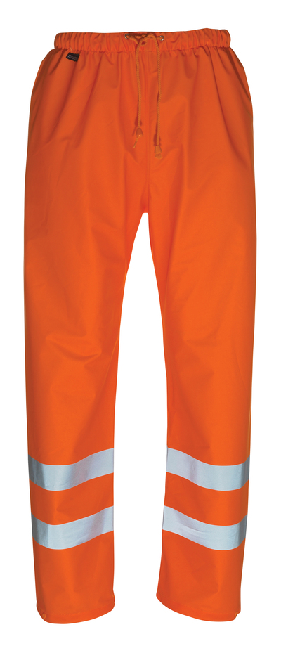MASCOT® Wolfsberg - hi-vis oranssi - Sadehousut, tuulen- ja vedenpitävä, Luokka 1